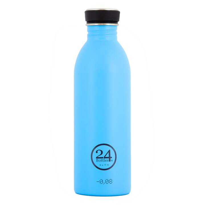 24BOTTLES Borraccia Urban (0.5 l, Blu)