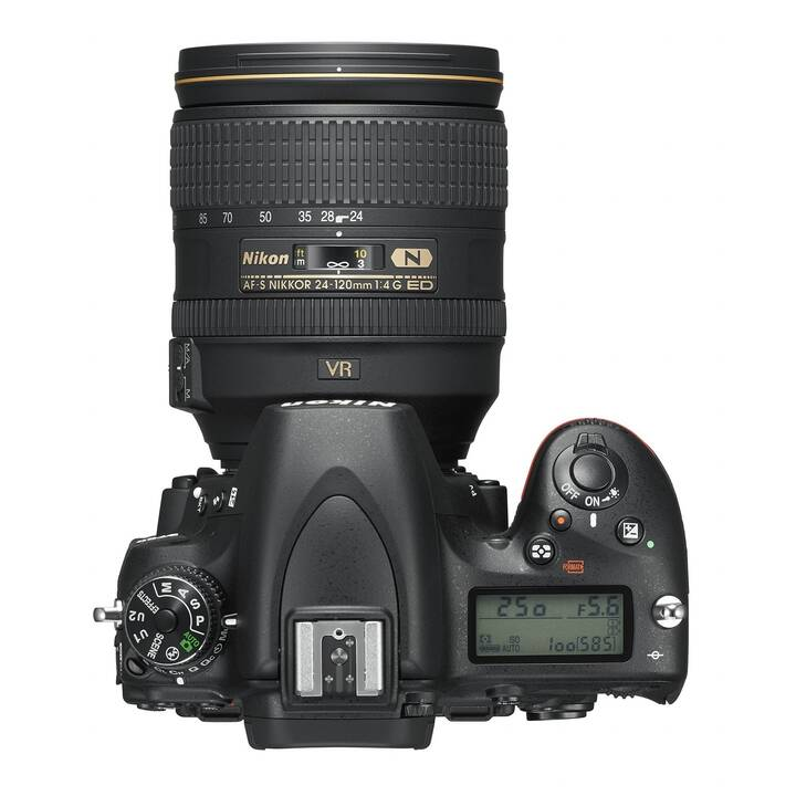 NIKON D750 + AF-S 24-120mm F4 G ED VR (24.3 MP, WLAN)