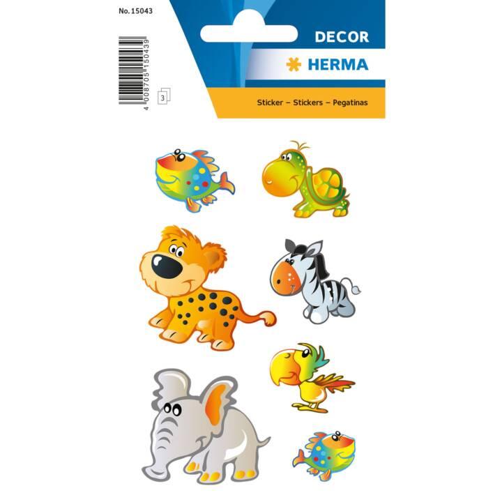 Adesivo HERMA adesivo per bambini animali