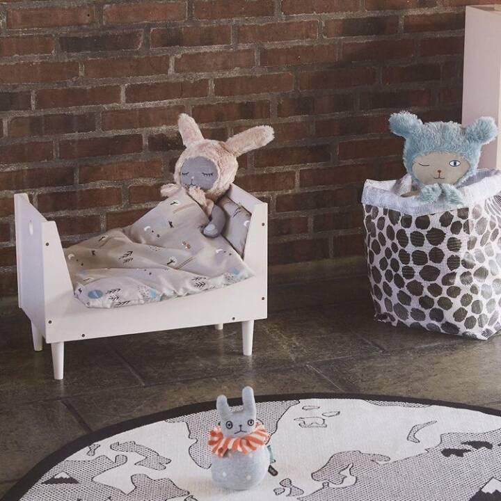 OYOY biancheria da letto per mobili da bambola, Forest
