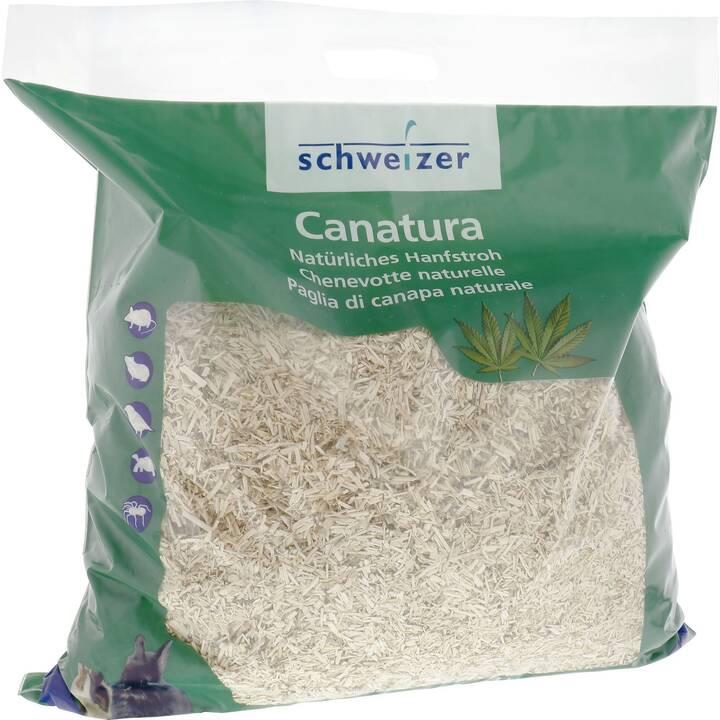 ERIC SCHWEIZER Canatura Lettiera (Tutto roditori, Canapa, 20 kg)