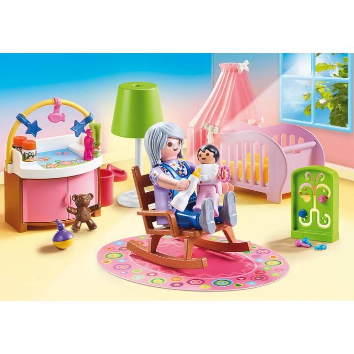 PLAYMOBIL Dollhouse Chambre de bébé (70210)