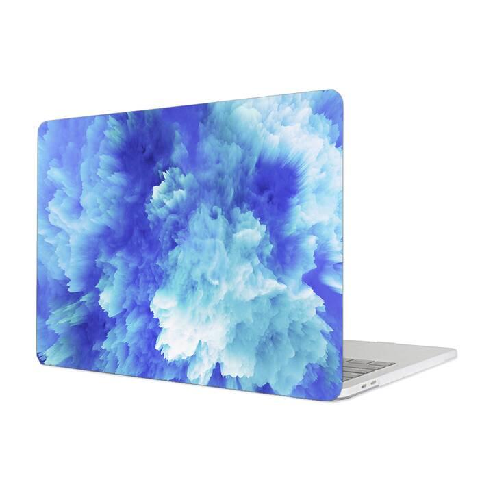 "EG MTT Hülle für Macbook Air 13"" (2018) - Blau"