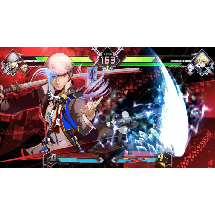 BlazBlue - Cross Tag Battle (EN/JAP)