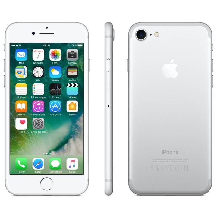 "APPLE iPhone 7 (4.7"", 128 GB, 12 MP, Silber)"