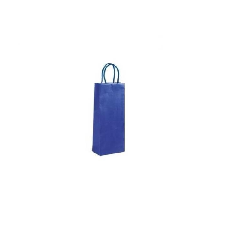 NEUTRAL Sachet cadeau (24 cm x 31 cm, Bleu, Unicolore)