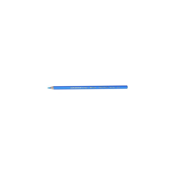 CARAN D'ACHE Matite colorate (Blu, 1 pezzo)
