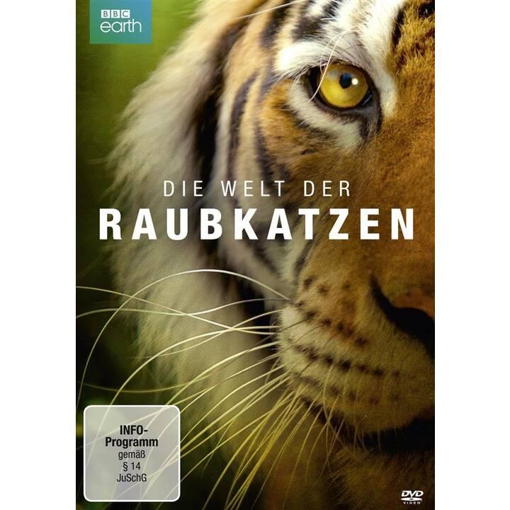 Die Welt der Raubkatzen (DE, EN)