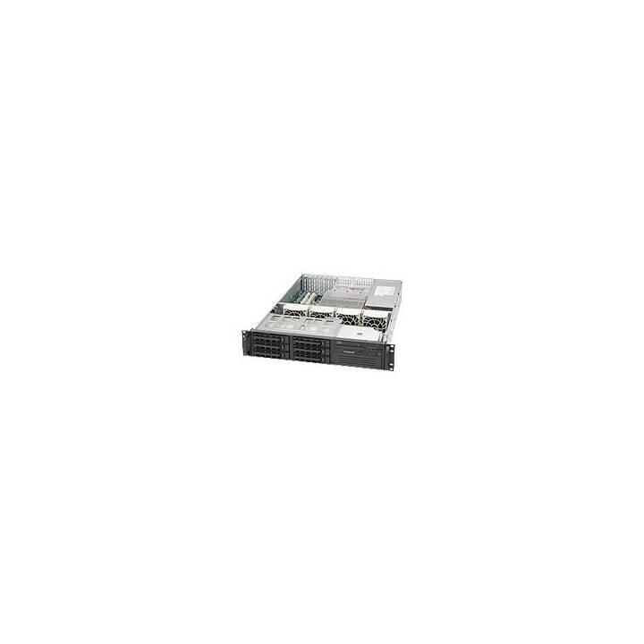 SUPERMICRO SC823 TQ-653LPB (Server Case)