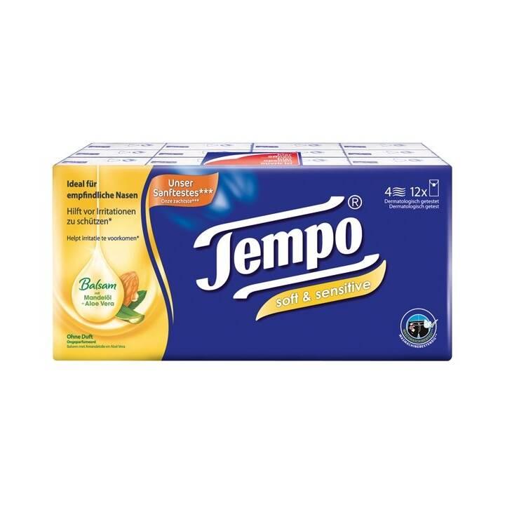 TEMPO Taschentuch Plus (12 Stück)
