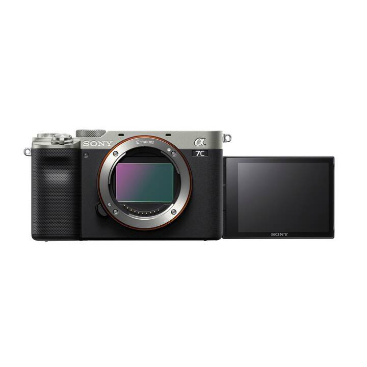 SONY Alpha 7 C + FE 50mm f/1.8 Kit (24.2 MP, WLAN)