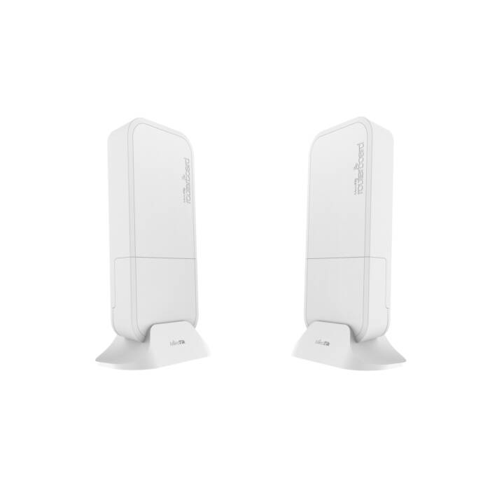 MIKROTIK WLAN-Bridge Kit fili wireless MIKROTIK WLAN-Bridge, 200 m