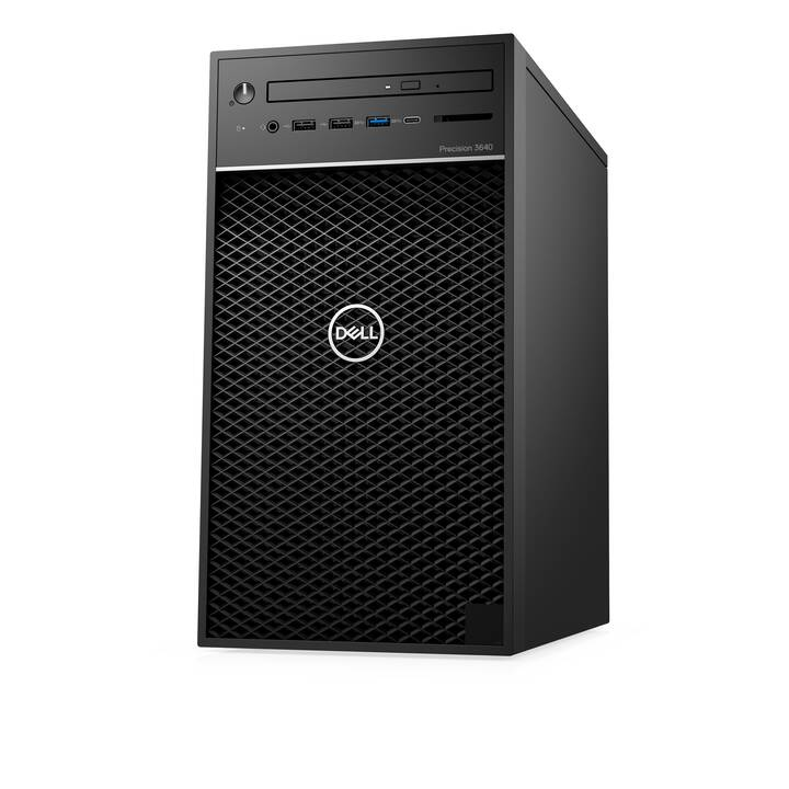 DELL Precision 3640 (Intel Core i7 10700K, 16 GB, 512 GB SSD)