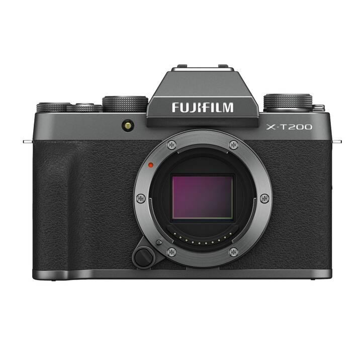 FUJIFILM X-T200 Kit (24.2 MP, WLAN)