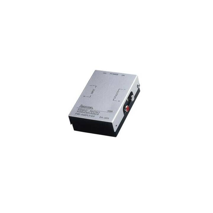 HAMA Stereo-Phono-Vorverstärker
