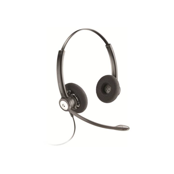 PLANTRONICS Entera HW121N Headset Schwarz