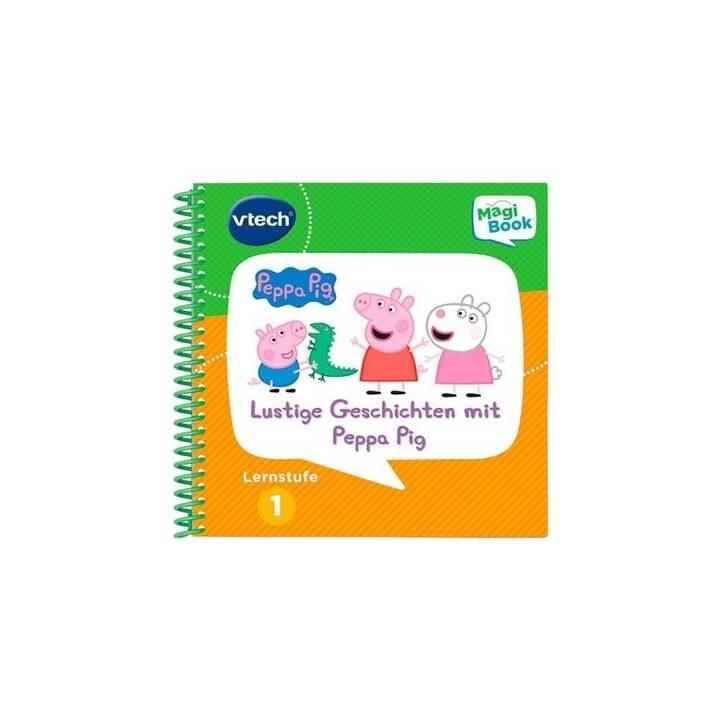 VTECH Magibook Lustige Geschichten mit Peppa Pig (Deutsch)