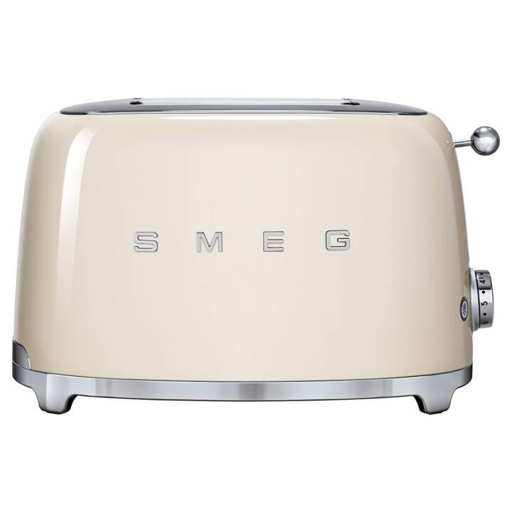 SMEG Tostapane 50's Retro Style Crema