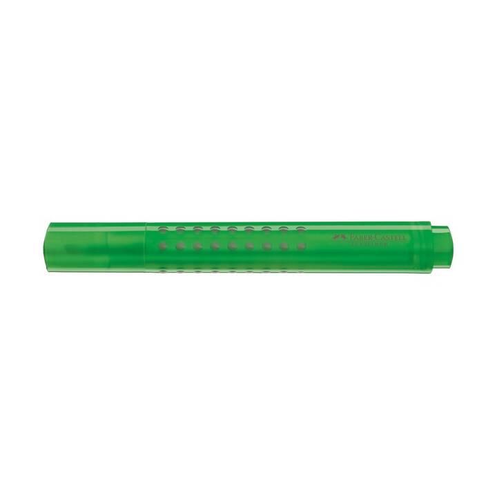 FABER-CASTELL Textmarker GRIP 1-5mm grün