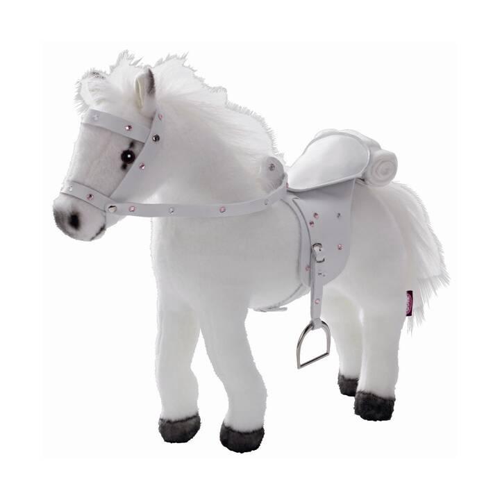 GÖETZ Cheval de poupée (Blanc)