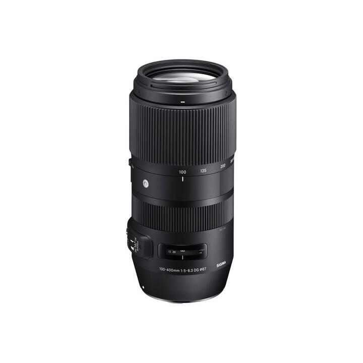 SIGMA (100-400mm, f/5-6,3) DG OS HSM Contemporary