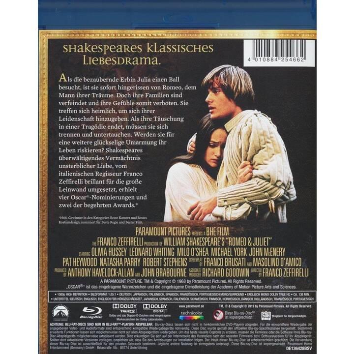 Romeo & Julia (IT, ES, PT, JA, DE, EN, FR)