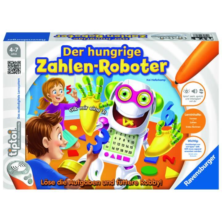 TIPTOI Der hungrige Zahlen-Roboter Jeu éducatif (DE)