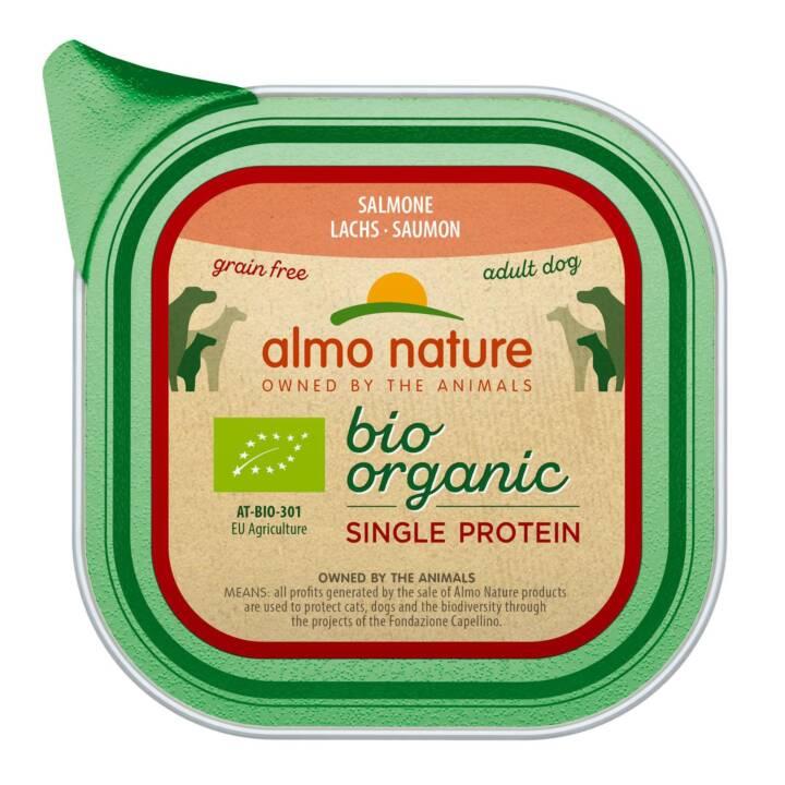 ALMO NATURE Bio Protein Alimentation humide (150 g, Adulte)
