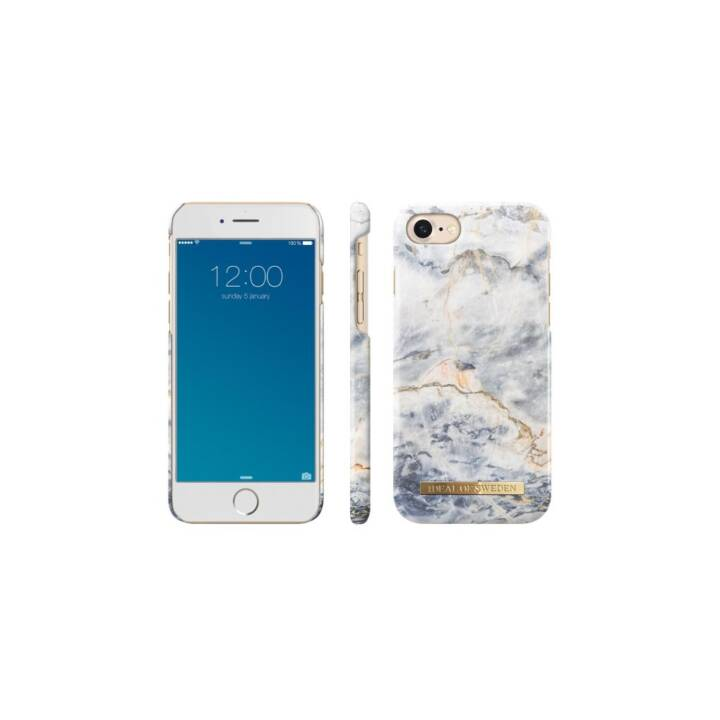 IDEAL OF SWEDEN Backcover Ocean Marble (iPhone 8, iPhone 7, iPhone 6s, Multicolore)