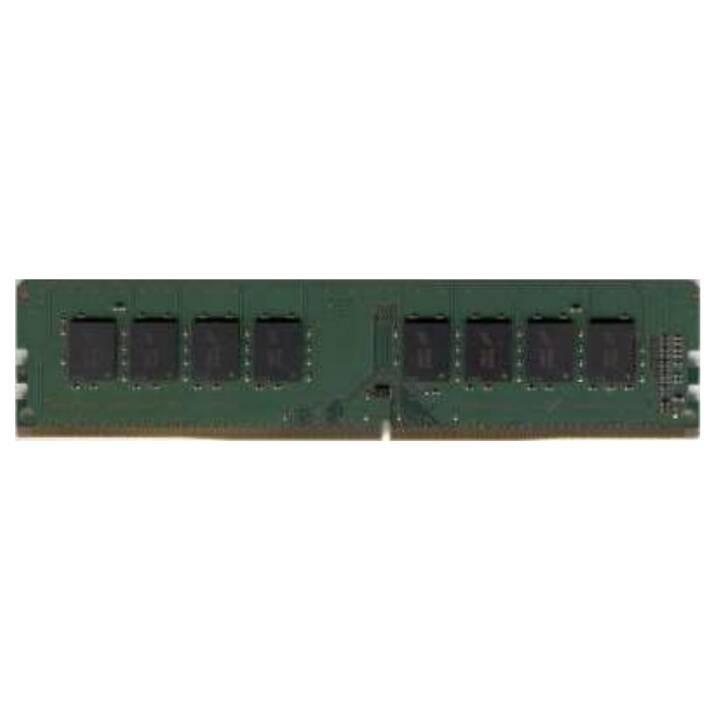 8GB 1Rx8 PC4-2400T-U17
