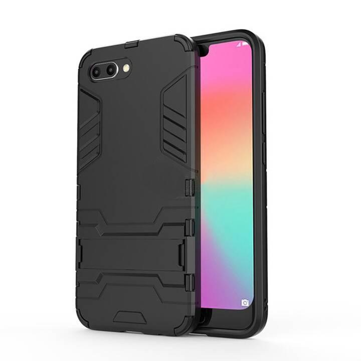 EG Mornrise Backcover con Kickstand per Huawei Mate 20 - Nero