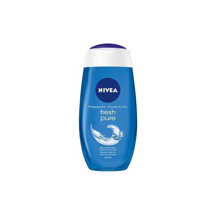 NIVEA Duschgel Fresh Pure, 250 ml