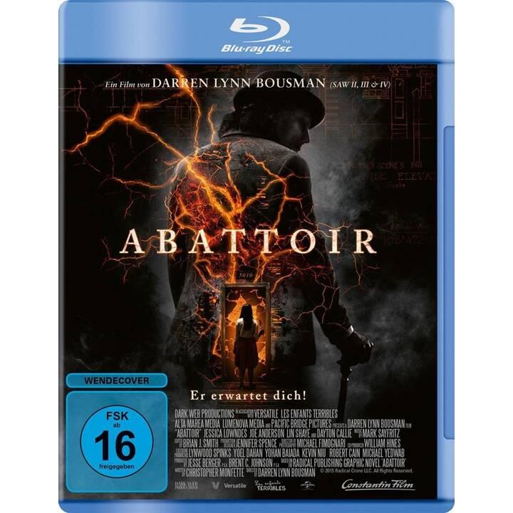 Abattoir (DE, EN)