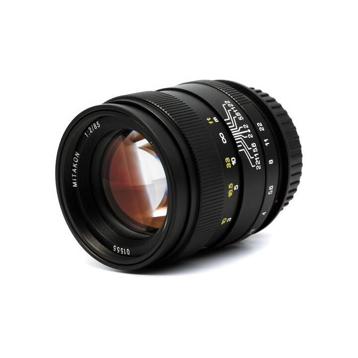 ZHONGYI MITAKON Creator (85mm, f/2.0, Sony E-Mount)