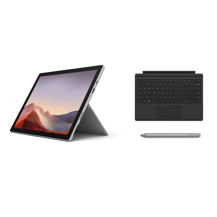 "MICROSOFT Surface Pro 7 (12.3"", Intel Core i7, 16 GB RAM, 256 GB SSD, 0 GB HDD)"