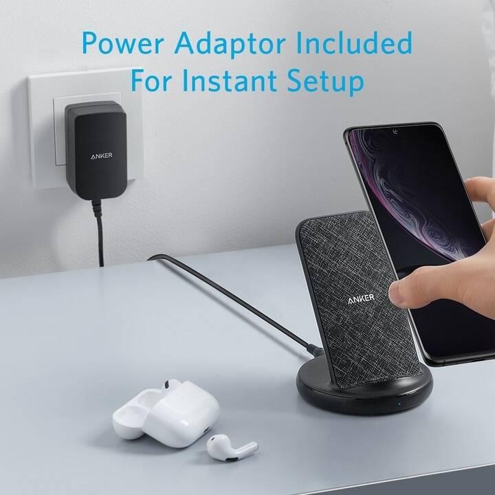 ANKER PowerWave II Sense Stand Caricabatteria senza fili (7.5 W, 10 W, 5 W, 20 W)