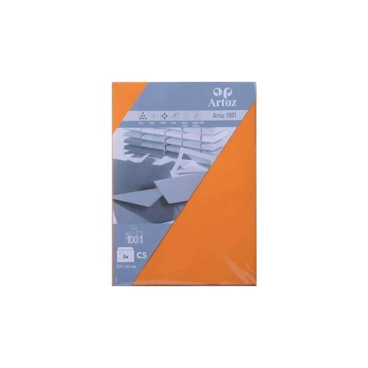 ARTOZ 1001 Orange C5 ohne Fenster