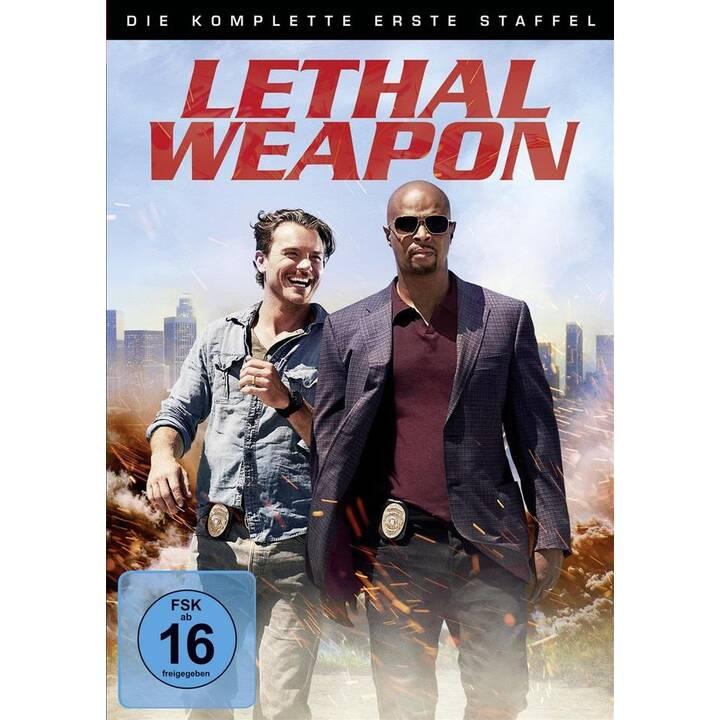 Lethal Weapon Staffel 1 (DE, EN, FR, ES)