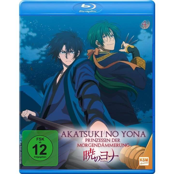 Akatsuki no Yona - Prinzessin der Morgendämmerung - Vol. 4 (JA, DE)