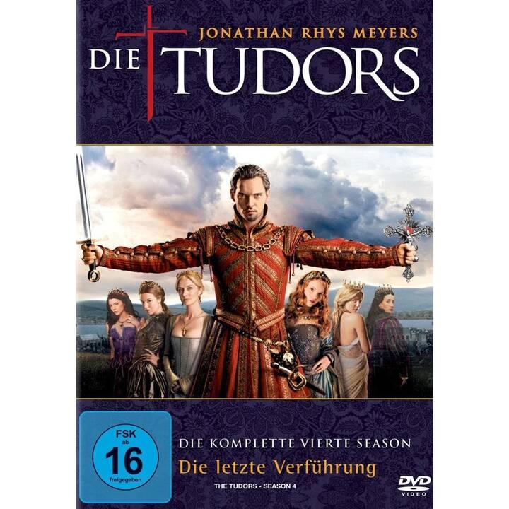 Die Tudors Saison 4 (EN, DE)