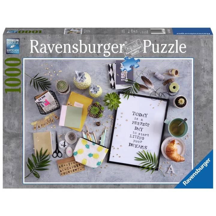 RAVENSBURGER Puzzle Start living your dream