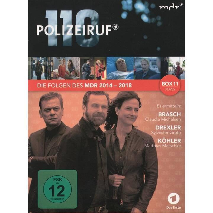 Polizeiruf 110 - Box 11: MDR (DE)