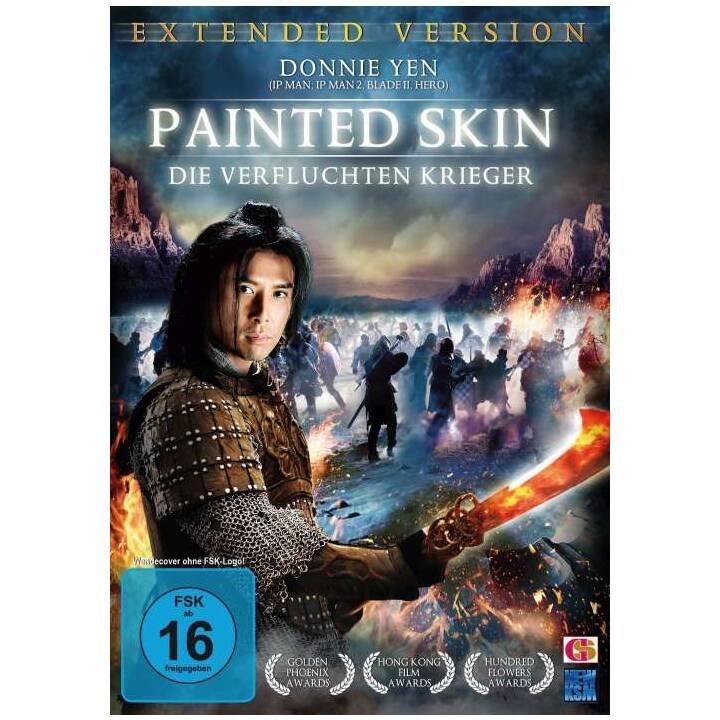 Painted Skin - Die verfluchten Krieger (DE, Mandarino)