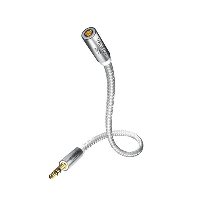 IN-AKUSTIK Rallonge électrique (500 cm)