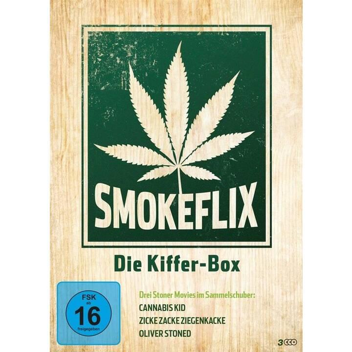 Smokeflix - Die Kiffer-Box (DE, EN)