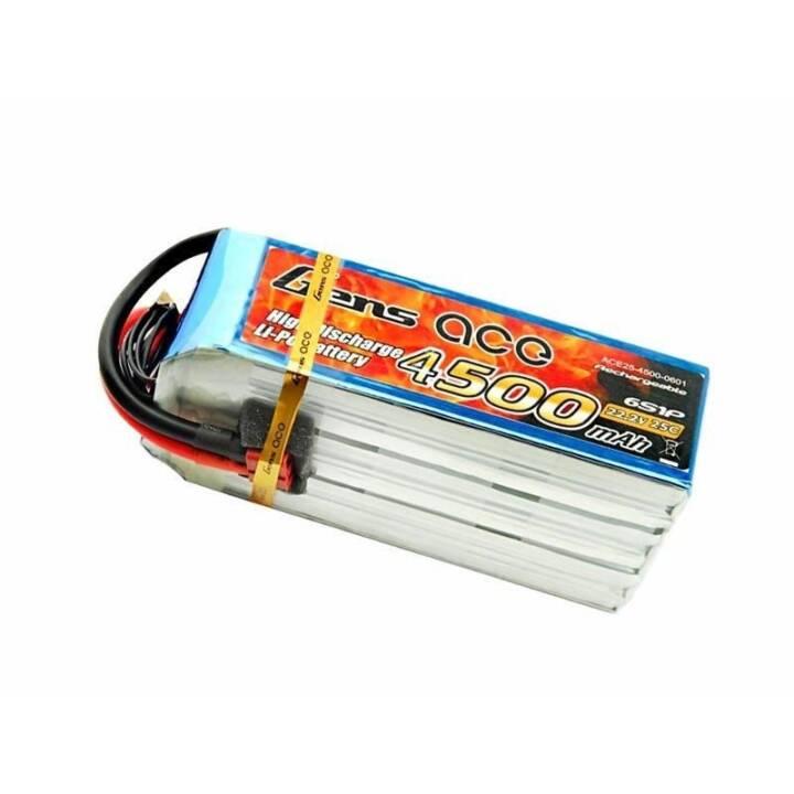 GENS Batterie ACE RC LiPo 4500 mAh