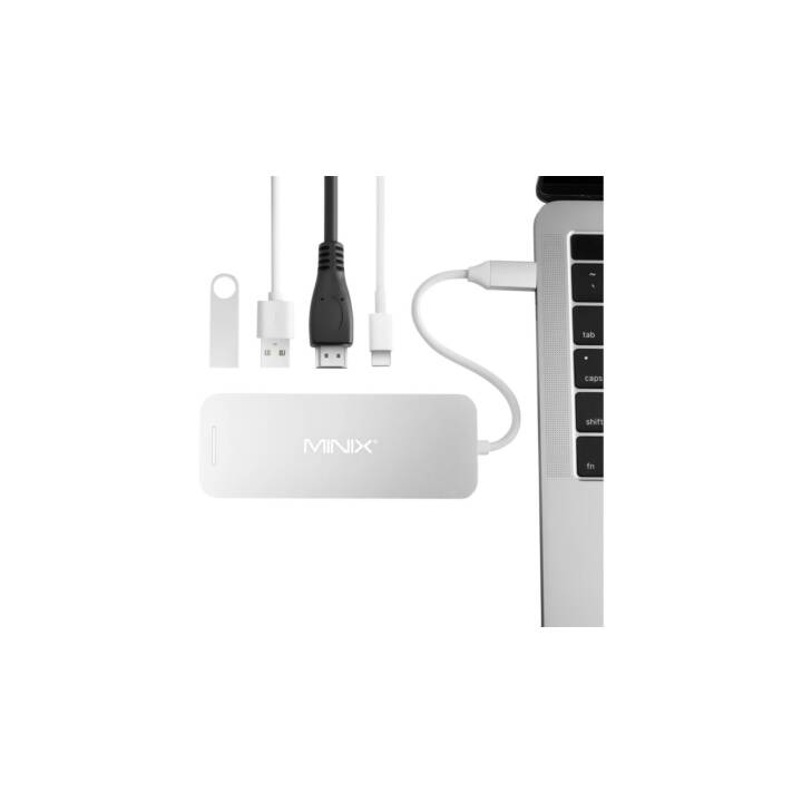 MINIX NEO-S2SI (SATA, 240 GB, Argent)