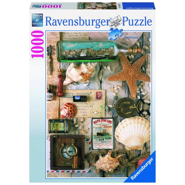 Rompicapo di souvenir marittimi RAVENSBURGER Puzzle