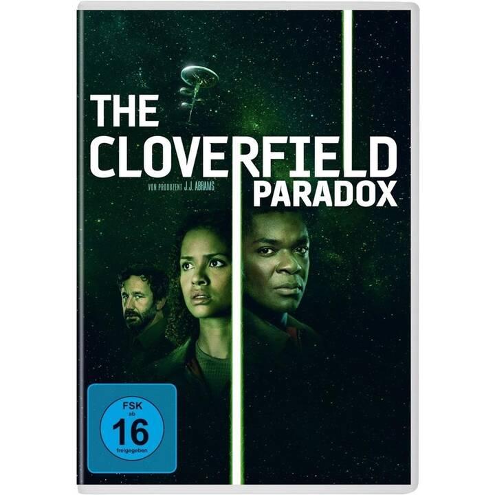 The Cloverfield Paradox (ES, PL, DE, EN)