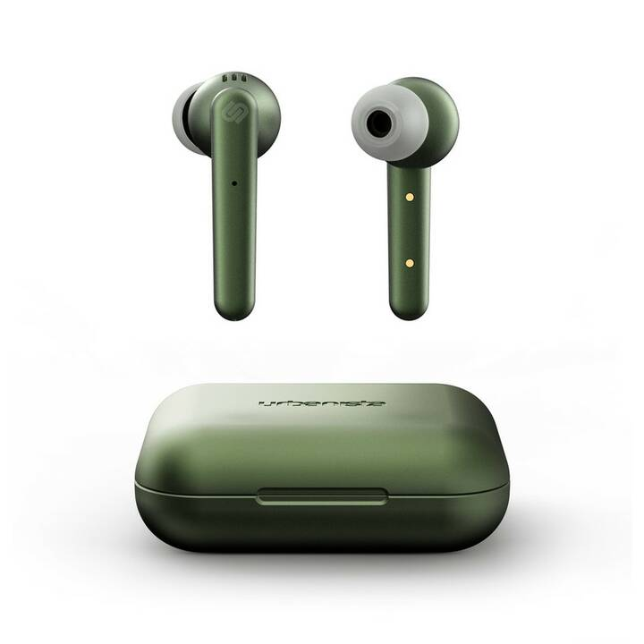 URBANISTA Paris (Earbud, Bluetooth 5.0, Grün)